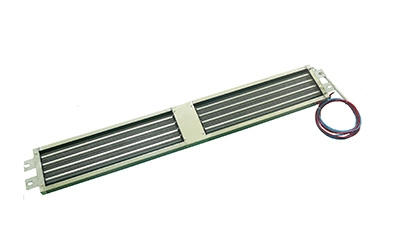 PTC heater for electric bus